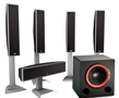 Loudspeakers for Home
