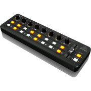 DJ Audio Soft and Hardware Controllers