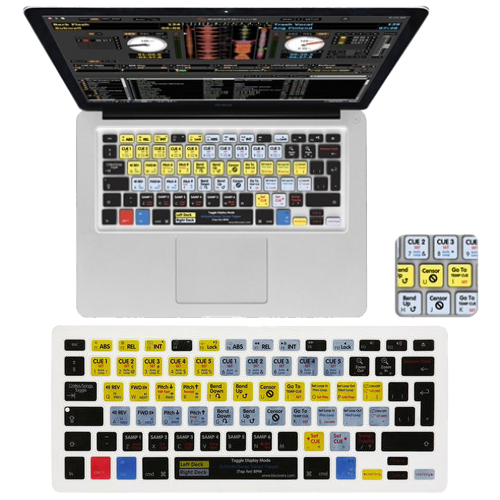 MAGMA Keyboard Cover Serato Scratch Live 2 0