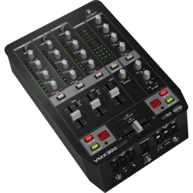 DJ Mixers , 3 Channel Mixers