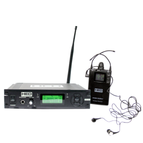 HED Audio WIEM-200 set