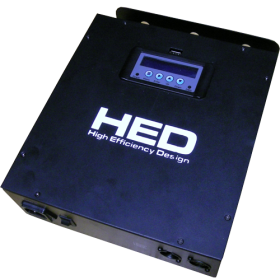 HED Lighting PROLAMP 3x3W DMX CONTROLLER 144W V2