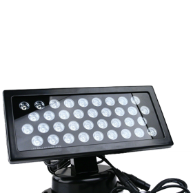 HED Lighting LED WASH IP65 1Wx36 RGB