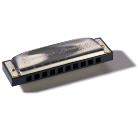 Hohner Special 20 A-major