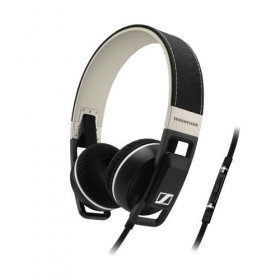 SENNHEISER Headphones HD URBANITE iPhone Black