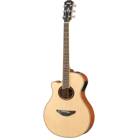 YAMAHA GUITARS APX700 II Color: Natural