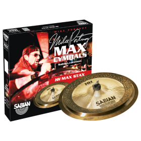 SABIAN HH MAX STAX LOW BR
