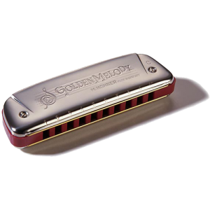 Hohner Golden Melody C-major 20
