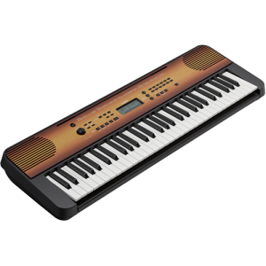 YAMAHA KEYBOARDS PSR-E360 Maple