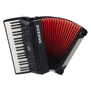 Hohner A16832 BRAVO III 120 RED