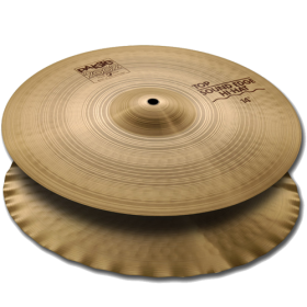 PAISTE 2002 SOUND EDGE HI-HAT 15''
