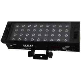 HED Lighting SP LED 36x3W RGB QF1436B