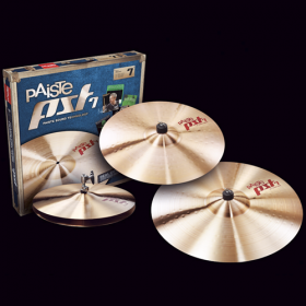 PAISTE PST 7 Heavy Rock Set 14/16/20