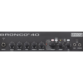 Fender Electric Bronco™ 40