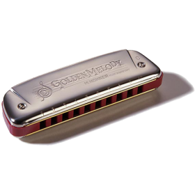 Hohner Golden Melody A-major 20
