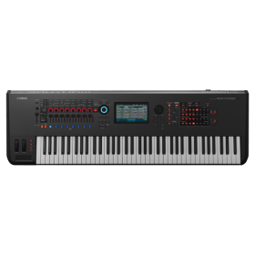 YAMAHA KEYBOARDS MONTAGE 7 incl.Sound Library