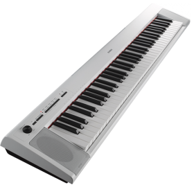 YAMAHA KEYBOARDS NP32 White