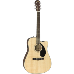Fender® CD-60SCE NAT